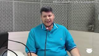 Entrevista com Vilson de Lima da Rádio A Conquista de Terenos - 19/06/2019