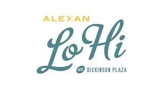 Alexan LoHi Denver, CO Area Video