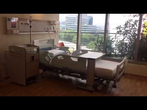 A tour of the new Ng Teng Fong General Hospital