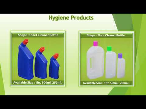Plastic Bottles, Containers & Jerry Cans Manufacturer