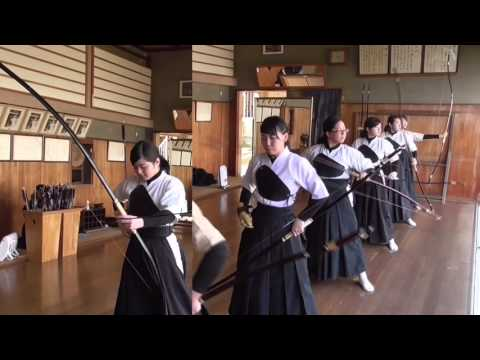 【近畿大学】弓道部2016