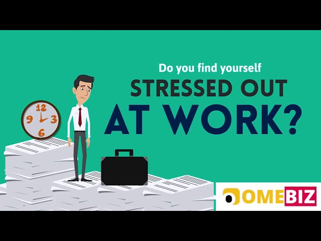 5 Ways to Reduce Work Stress