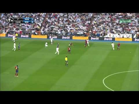 Real Madrid 2-6 Barcelona 1er tiempo