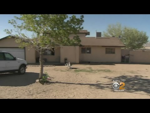 20 Children, 18 Dogs Rescued From Victorville Home Described As 'Uninhabitable'