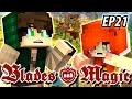 A Burnt Village, Where Home Was... - Blades and Magic EP21 - Minecraft Roleplay