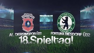 [18.Spieltag/Bezirksliga Ü32 ] BSV AL DERSIM - VFB FORTUNA BIESDORF