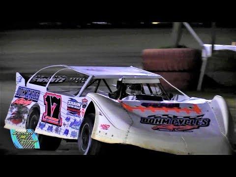 7-14-18 Birthday Race Late Model Feature Oakshade Raceway