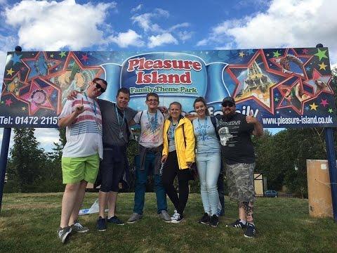 Pleasure Island Vlog August 2016