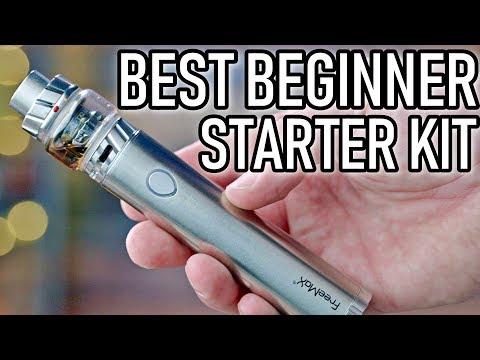 Best Beginner Starter Kit | Metal Twister 80W Starter Kit Review | Sherlock Hohms
