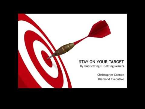 Kyani - Getting Started and Staying on Your Target Training