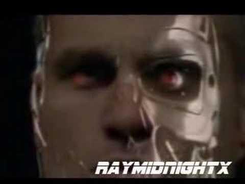 Man Utd - Nemanja Vidic - Terminator (by RaymidnightX)