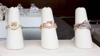 Custom Jewelry Design at Burnell's