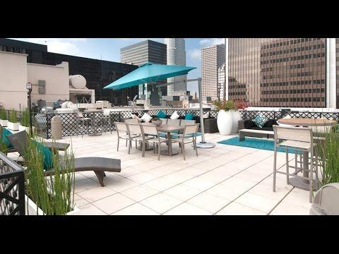 Milano Lofts Apartments - Financial District Los Angeles - Studio - Floorplan D2