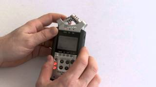 How To: Attach Wireless Mic and Shotgun to Zoom H4n Recorder