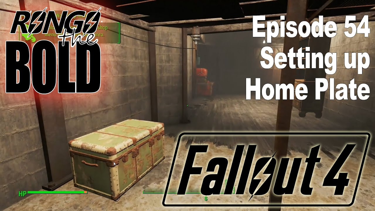 Decorating Home Plate Fallout 4 Perks