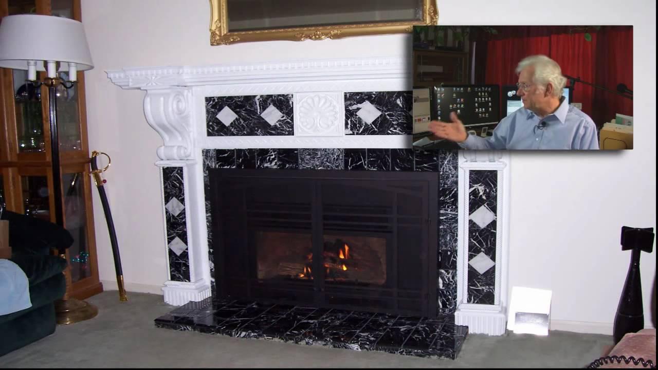 rebuild fireplace. Rebuilding a 70 s Fireplace  YouTube