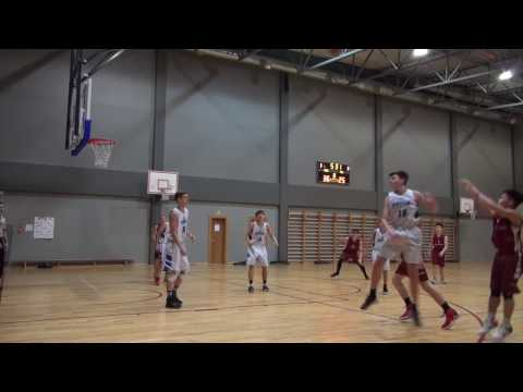 Kenny Bui #4 Full Highlights vs Angola American school of Sofia in CEESA tournament. ISL vs AAS