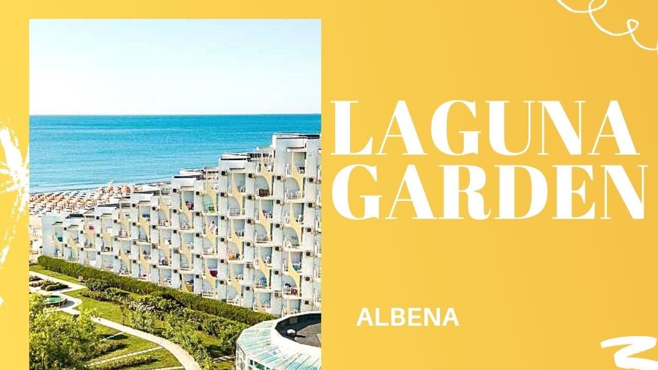 Hotel Laguna Garden Albena Youtube