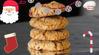САНТА КЛАУСУ это печенье точно понравится !!! Классическое печенье с шоколадными каплями.