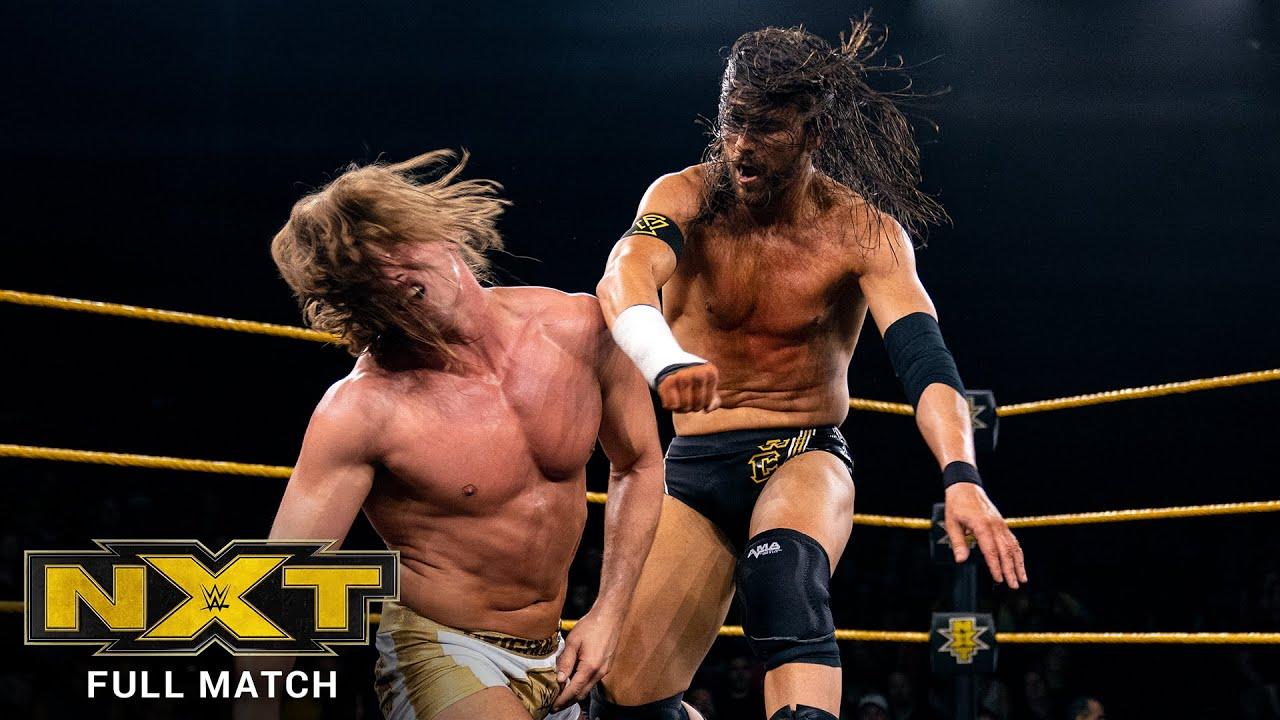 FULL MATCH - Adam Cole vs. Matt Riddle - NXT Title Match: NXT, Oct. 2, 2019