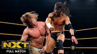 FULL MATCH - Adam Cole vs. Matt Riddle - NXT Title Match: NXT, Oct. 2, 2019