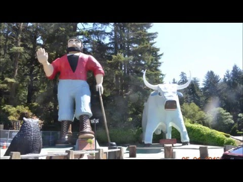 2016 Road Trip Seattle to San Francisco Along Hwy US 101