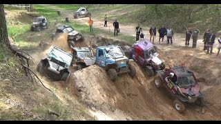 4x4 Off-Road vehicles in Sand pit   ORO 2016 MP3