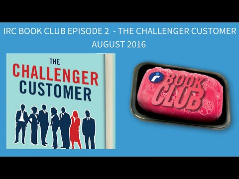 IRC SALES BOOK CLUB #2  - THE CHALLENGER CUSTOMER