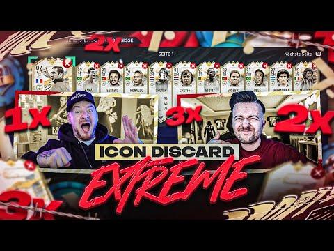 EHRE GENOMMEN im EXTREME ICON Discard Battle 😂 FIFA 21: Differenz Icon Discard Battle 🔥