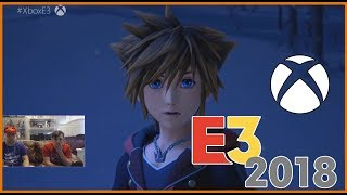 Xbox 2018 E3 Conference LIVE REACTION