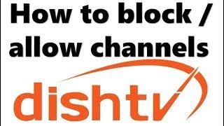 DISH TV UNLOCK CHANNEL