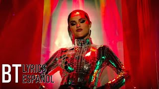 Selena Gomez - Look At Her Now (Lyrics + Español) Video Official