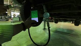 2017.12.22 - Замер расхода масла в системе охлаждения АКПП