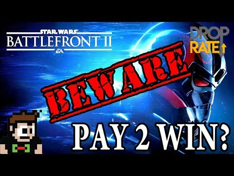 Star Wars Battlefront II Pay to Win RANT! Buyer Beware EA is trying to take advantage of us!
