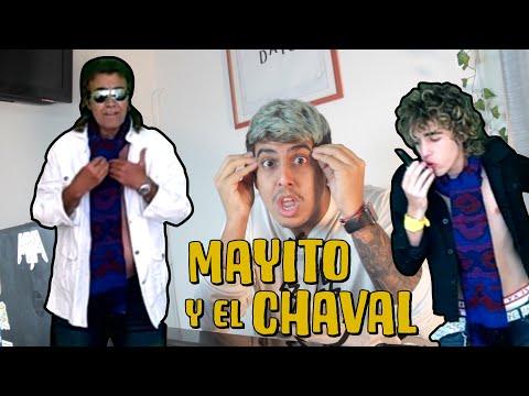 MAYITO Y EL CHAVAL 😂 (VIDEO REACCIÓN + BROMA TELEFÓNICA)