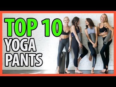 ⭐️✔️ 10 Best Yoga Pants 2019 ����⭐️