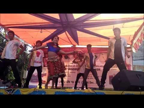 Choli Phat Jai Re - Hot Stage Dance
