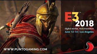 E3 2018: BOOTH UBISOFT