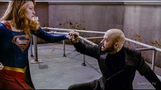Супергёрл против Лекса Лютора