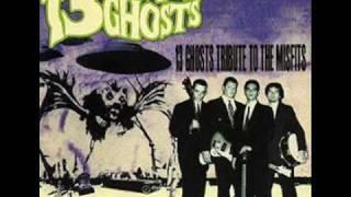 13 Crimson Ghosts - Skulls