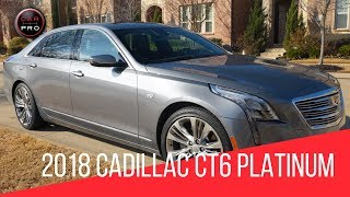 2018 Cadillac CT6 Platinum With Super Cruise