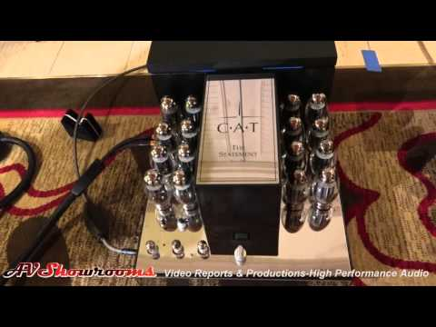 Magico S1 MKII, Convergent Audio Technology Statement, Linestage, Berkeley Audio, CES