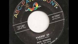 Watch Fats Domino Packin Up video