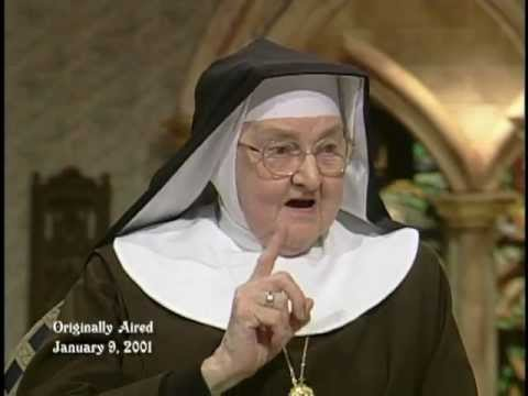 Mother Angelica Live Classics - 2012-11-5- Let Not Your Hearts Be Troubled