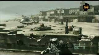 Ghost Recon Future Soldier Gampeplay E3 2010 Ubisoft Coference