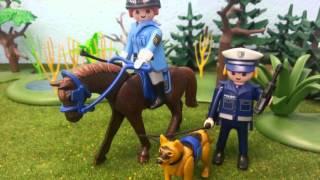 Ausbruch aus dem Gefängnis TEIL 2 Playmobil Film seratus1 Polizei