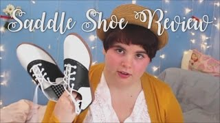 eBay Review ♡ Where I get my saddle shoes!