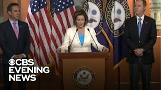 Pelosi blocks 2 Republicans from Capitol riot commission