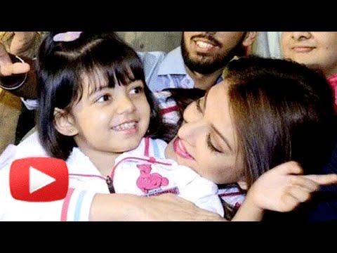 Baby Aaradhya Helps Aishwarya Rai Choose Her Cannes 2016 Dress