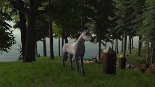 Хранилища и телеги - Wurm Online (Steam) #02